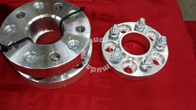 SUBARU wheel SPACER CHANGER 4h PCD 100 to 114.3
