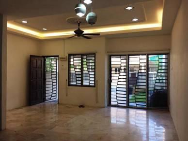 2 Storey Renovated Taman Klang Indah Jalan Kebun Bukit Naga Shah Alam