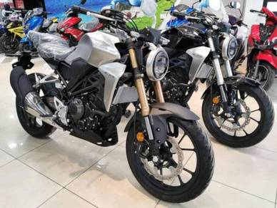 Honda CB250R ABS New Model ~ KHM Kian Huat