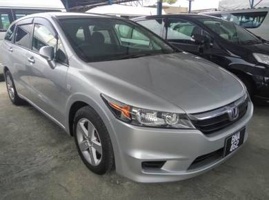 Honda STREAM 2.0 (A) NEW MODEL JAPAN CBU IMPORT