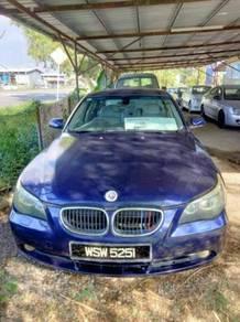 2004 Bmw 525i (CBU) 2.5 (A)