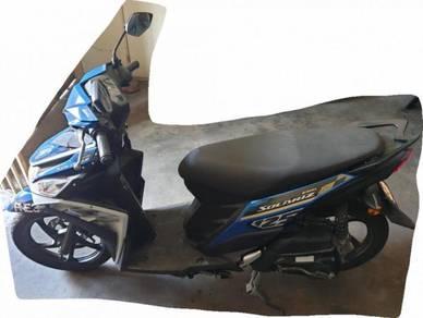 SCOOTER YAMAHA Ego Solariz 125cc