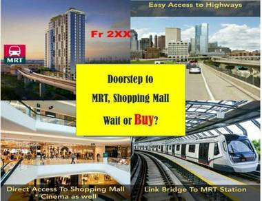 [ MRT ] Walking Distance Near Putrajaya - Equine permai