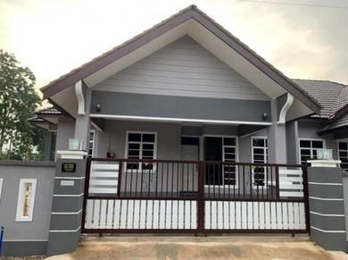 Rumah Semi-D Untuk Dijual UMT UNISZA Kuala Nerus Batu Rakit Terengganu