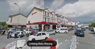 Batu Maung Ground Floor Shop near OCBC