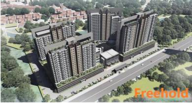 Cheapest Apartment for Sales in Ipoh Town City Centre