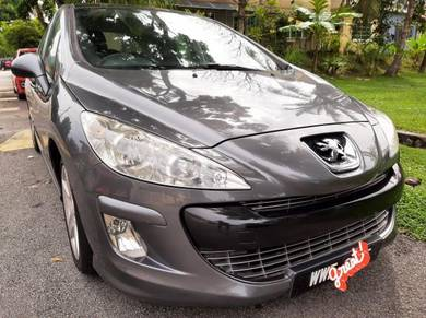 Peugeot 308 1.6 TURBO (A)LIKE NEW PANORAMIC ROOF$$