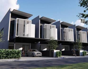 [NEW 2-Storey Terrace] HOLMESTOWN, Near 7th Mile Kuching Airport