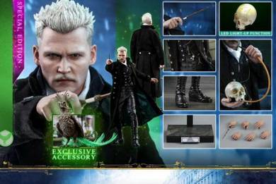Special Edition Hot Toys 1/6th Gellert Grindelwald