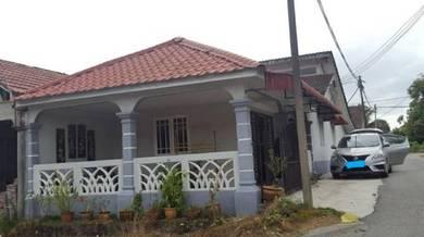 Rumah Taman Desa Satria Kok Lanas Ketereh