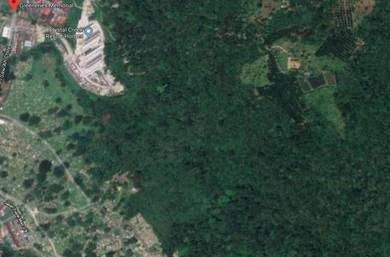 Private Cemetery Land near Taiping For Sale [ FREEHOLD TITLE ]