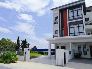 New house 2 storey semenyih , kajang ,26x70 Full loan