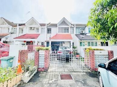 FREEHOLD 2 Sty Terrace Wangsa Siaga, Wangsa Melawati, KL