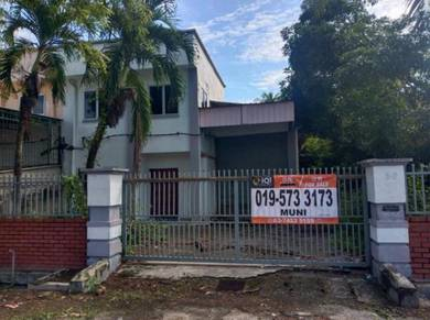 2 sty semi-d factory for sale at gopeng industrial park