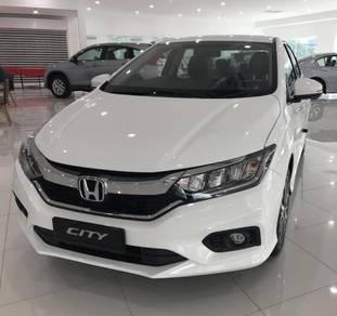 2019 New Honda CITY 1.5 (A) Ready Stock High Rebat