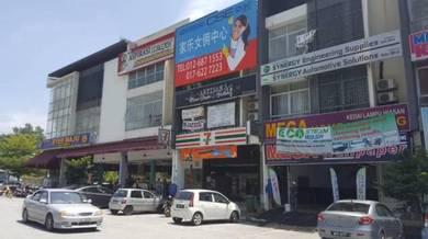 Kiara Business Centre shop lot for sale Semenyih   Fully tenanted