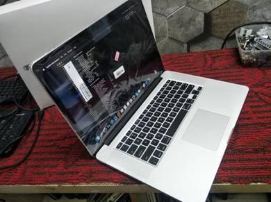 """Macbook Retina 15"""" i7 Apple Waranty till June 2019"""