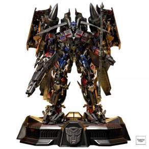 Exclusive Jetpower Optimus Prime Statue