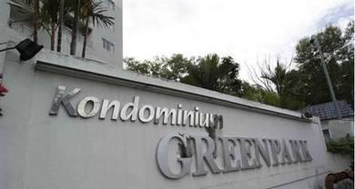 Greenpark Condo Taman Yarl OUG Old Klang Road 1076sf 3Rooms FREEHOLD