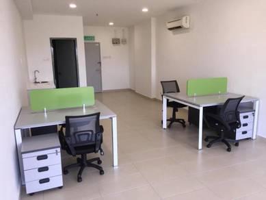 Fully Furnished Office To Rent in Wisma PJ5 Soho Kelana Jaya