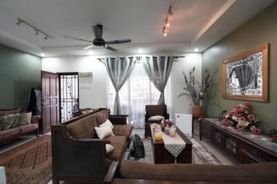 Cantik Murah klang  IJM double storey