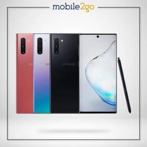 Samsung Note 10 [256GB ROM/8GB RAM] MY Set