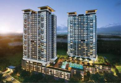 Kajang Limited Unit for 1050sf 3rooms with 80% Furnished