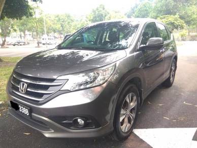 Honda CR-V 2.4L (A) Full service record Full loan