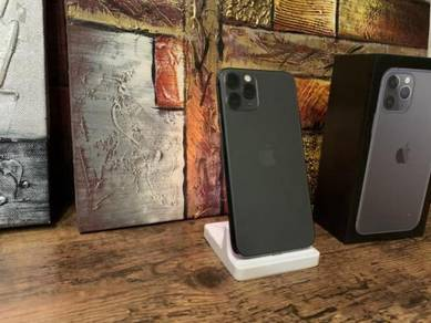 Iphone 11 pro 256gb midnight official
