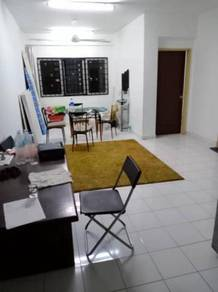 Danau Impian Condo with 3Rooms and 2Bathrooms(Partly Furnished)