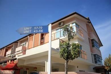 Villa Mas 1, Jalan Ipoh (HOT SELL 100k below MV!!!)