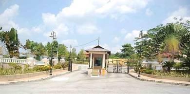Bukit suria bungalow land gated guarded, FREEHOLD, bandar sungai long