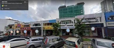 Kepong Bandar Menjalara 2 Storey Corner Shop