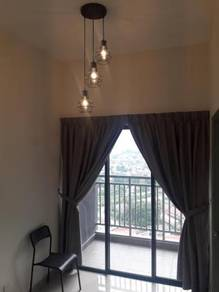 Ayuman Suites, High Floor, Corner Unit, Near UIA, Gombak