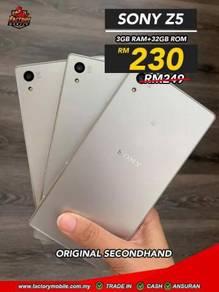 Sony Xperia Z5 [ 3+32GB ] Snapdragon 810