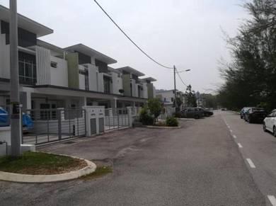 New 2 Storey Terrace Olive Hillpark Puncak Alam facing open space