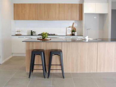 Kabinet Dapur / Kitchen Cabinet New Design 2019