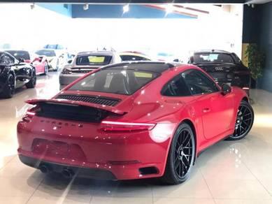Used Porsche 911 For Sale >> Porsche 911 Carrera 3 0 Gts Unreg 2017 888k