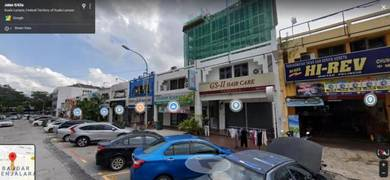 Kepong Bandar Menjalara 2 Storey Corner Shop For Sale / Rent