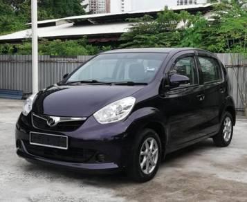 2013 Perodua MYVI 1.3 EZi PREMIUM (A)