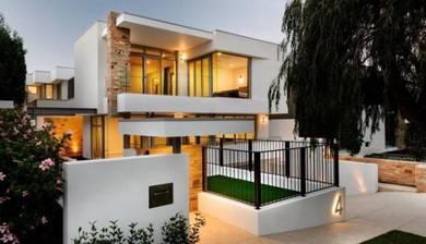 50x100 RM 50k Cash Back, Luxury Semi D House , 0 Downpayment, Seremban