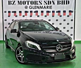 Buy&Win MERC A180 AMG Night Edition + 5yrs Wrrnty