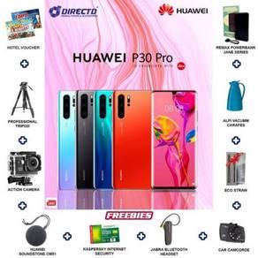 HUAWEI P30 PRO (8GB/256GB ROM)Promo + 10 HADIAH