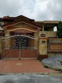 RENOVATED Double Storey Terrace Corner Lot Taman Bandar Senawang