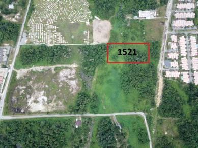 (Prime) Matang Land Mile 8 1/4 (Lot 1521) For Sale whole Piece