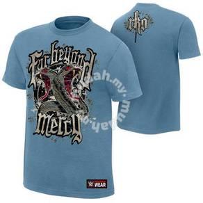 WWE WWF T Shirt (The Rock Soldier) Baju