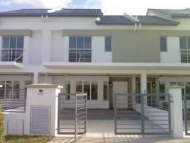 Double Storey Terrace House Taman Sutera Fasa 3 For Sale