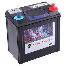 Car battery bateri yokobatt mf NS 40 DEC 2018