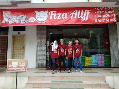 Cat Hotel , Cat Boarding , Johor Bahru