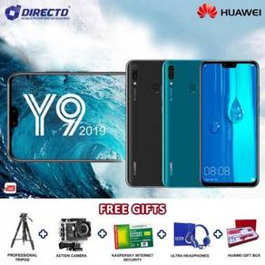 "Huawei Y9 (2019) 6.5"" FULL HD+ |4GB RAM + 5 HADIAH"